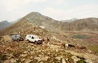 Crash in the Hindu Kush, Pakistan